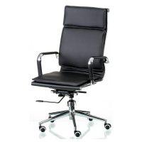 Кресло офисное Special4You Solano 4 Artleather Black (E5210)