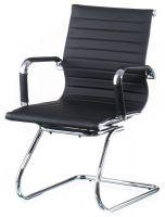 Кресло офисное Special4You Solano Artleather Office Black (E5890)