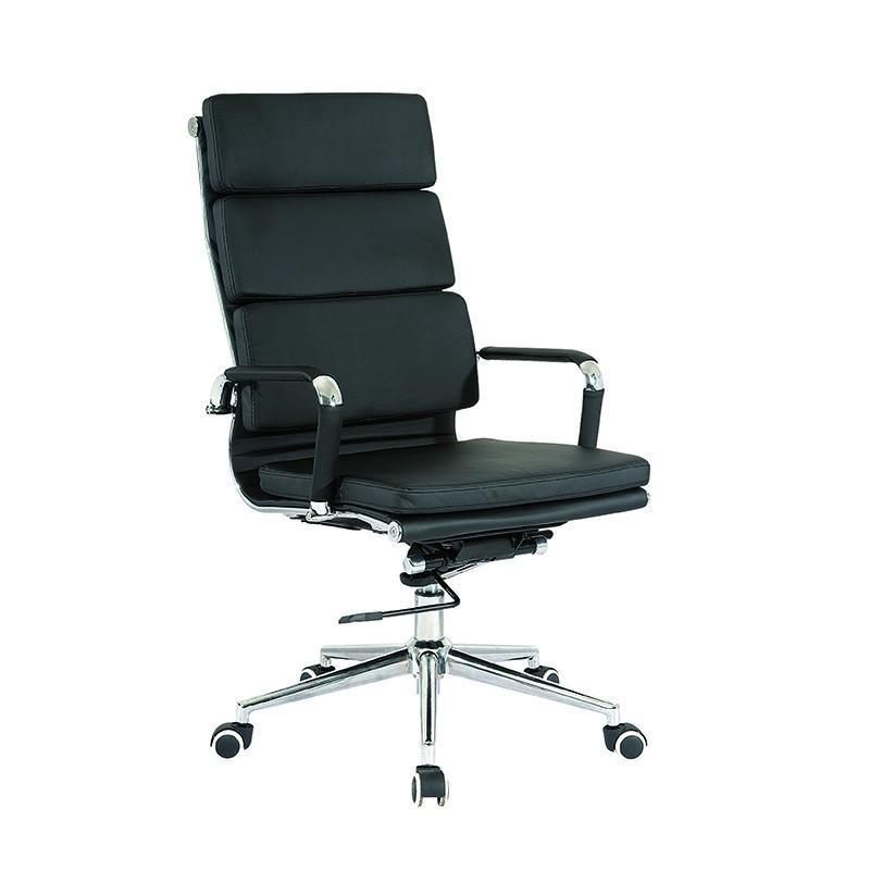 Кресло офисное Special4You Solano 2 Artleather Black (E4695)
