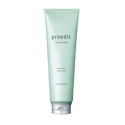 Lebel Proedit Home Charge Soft Fit Treatment - Маска для жестких и непослушных волос 250 мл