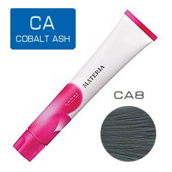 Lebel Краска для волос Materia CA8 - Светлый блондин кобальтовый 80 гр
