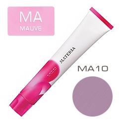 Lebel Краска для волос Materia Grege&Mauve - MA10, 80 гр