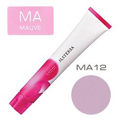 Lebel Краска для волос Materia Grege&Mauve - MA12, 80 гр