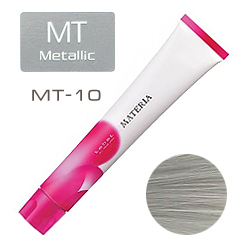 Lebel Краска для волос materia MT10 - Яркий блондин металлик 80 гр