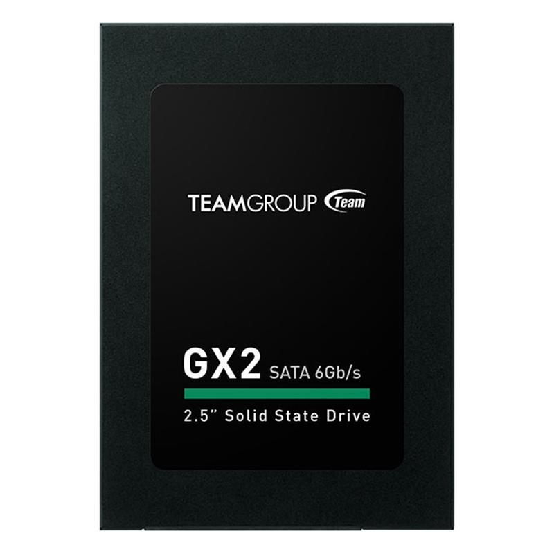"Накопитель SSD  512GB Team GX2 2.5"" SATAIII TLC (T253X2512G0C101)"