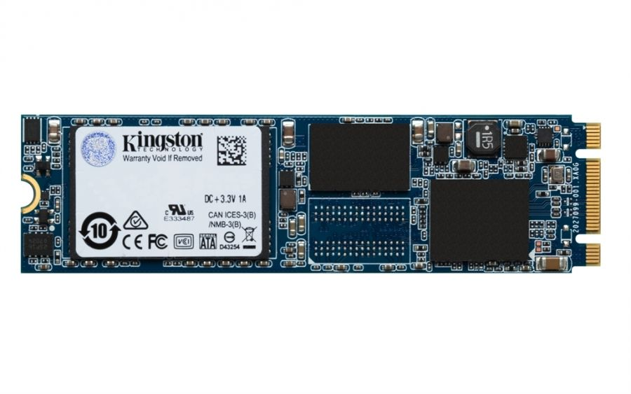 Накопитель SSD  480GB M.2 SATA Kingston UV500 M.2 2280 SATAIII 3D TLC (SUV500M8/480G)