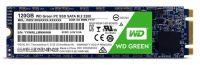 Накопитель SSD  120GB WD Green M.2 2280 SATAIII TLC (WDS120G2G0B)