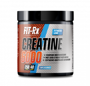 FIT-RX CREATINE 6000 250ГР