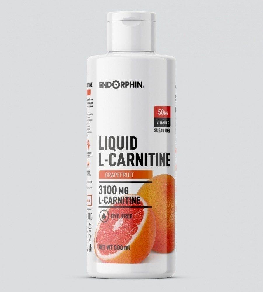 ENDORPHIN L-CARNITINE LIQUID 500 МЛ