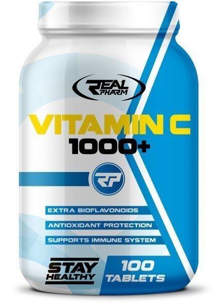 Vitamin C Real Pharm 100 таб