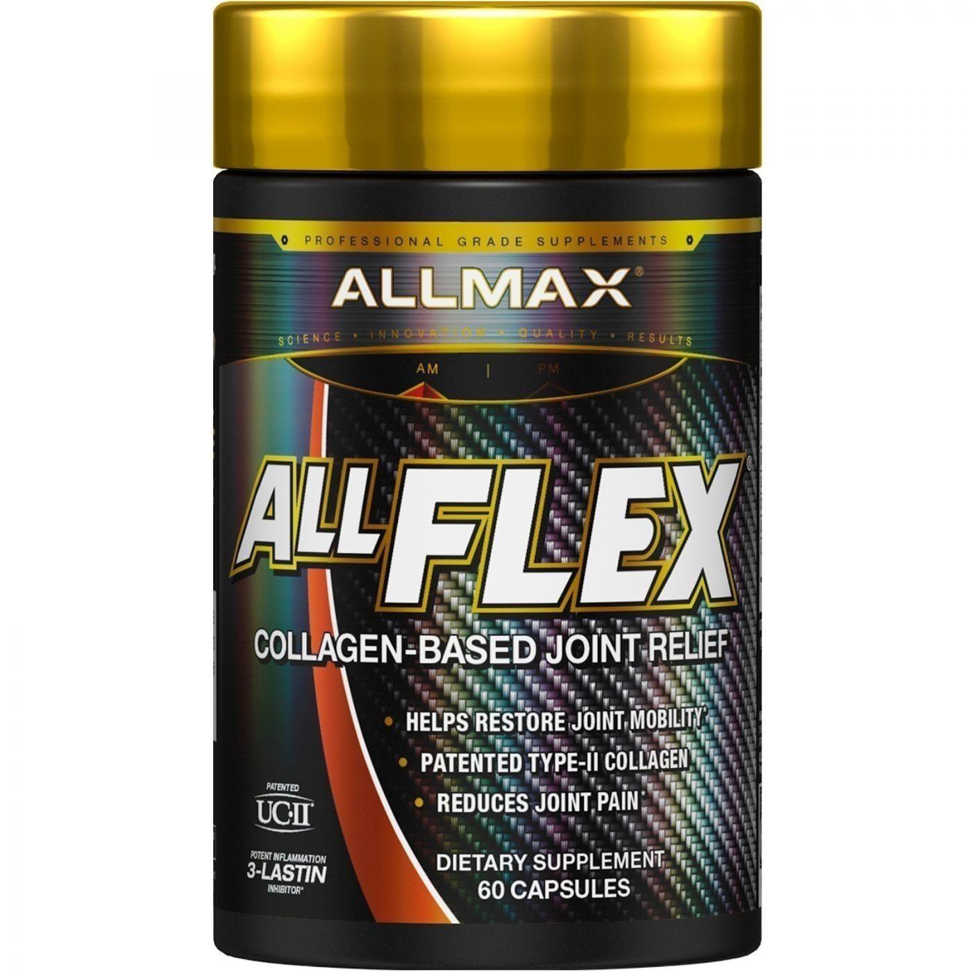 ALLMAX ALLFLEX 60 КАПС