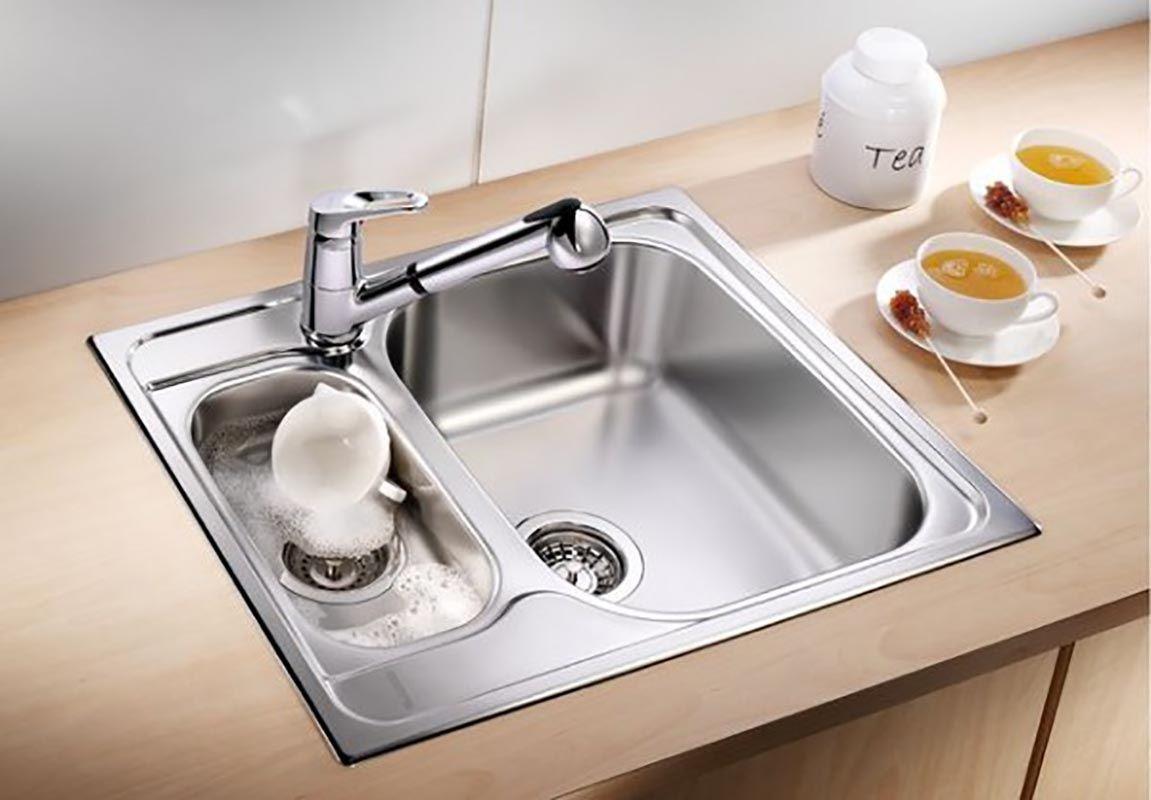 Мойка кухонная Blanco Tipo 6 Basic 514813 ФОТО