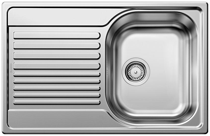Мойка Blanco Tipo 45 S Compact 513441 сталь матовая ФОТО