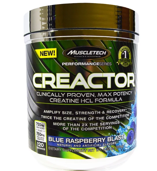 Muscletech Creactor 264 гр