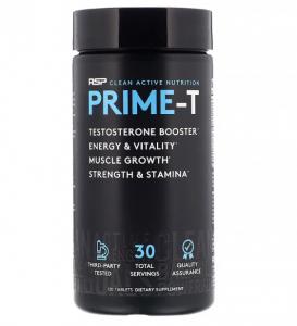 RSP Nutrition Prime-T 120 табл
