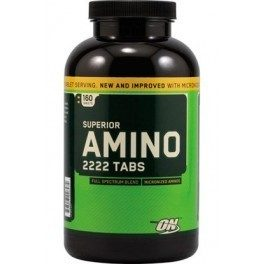 OPTIMUM SUPERIOR AMINO 2222 160 ТАБ
