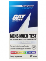 GAT Mens Multi + Test 60 табл