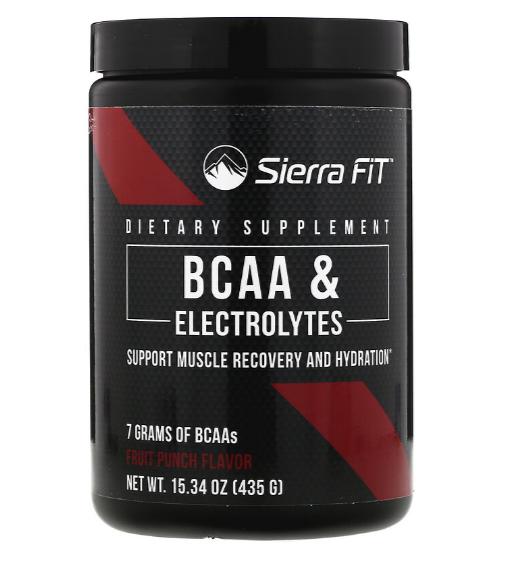 Sierra Fit  BCAA & Electrolytes 435 г