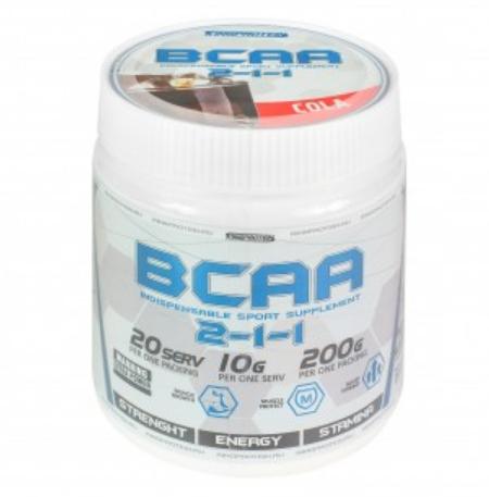 KING BCAA 2-1-1 200 гр
