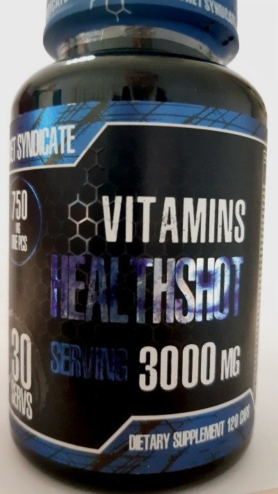 Secret Syndicate  Health Shot 120 капс