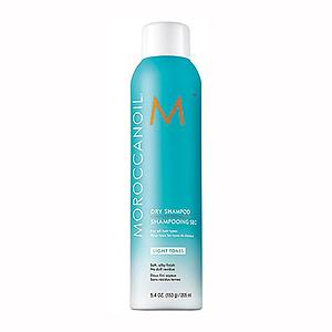 Moroccanoil Dry Shampoo Light Tones - Сухой шампунь для светлых тонов волос 205 мл