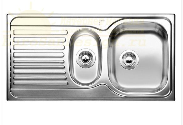 Кухонная мойка Blanco Tipo 6 S Basic 512303 ФОТО