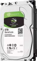 Накопитель HDD SATA 3.0TB Seagate BarraCuda 256MB (ST3000DM007)