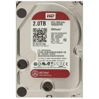Накопитель HDD SATA 2.0TB WD Red 5400rpm 64МB (WD20EFRX)
