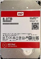 Накопитель HDD SATA 8.0TB WD Red NAS 5400rpm 256MB (WD80EFAX)