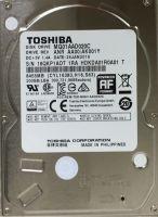 "Накопитель HDD 2.5"" SATA 200GB Toshiba 8MB 4200rpm (MQ01AAD020C)"