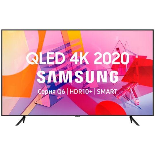 Телевизор QLED Samsung QE50Q67TAU (2020)