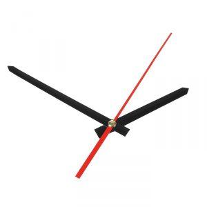 Комплект из 3-х стрелок для часов черные 75/110 (1085) (фасовка 100 наборов) 2310958