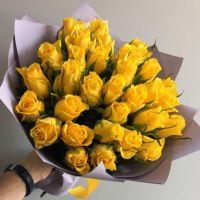 31 солнечная кенийская роза