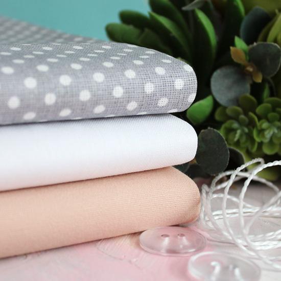 Набор тканей для пошива тела кукол