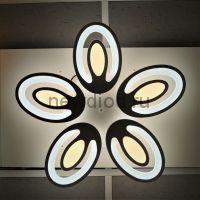 Управляемый светодиодный светильник ELLIPS DOUBLE 120W OV-520-WHITE/WHITE-220-IP20