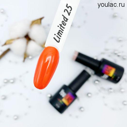 Гель-лак Limited 25 YouLac, 10 ml