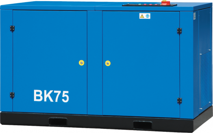 Безмасляный винтовой компрессор Remeza ВК120-2,5