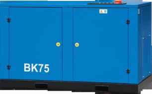 Безмасляный винтовой компрессор Remeza ВК40-2,0