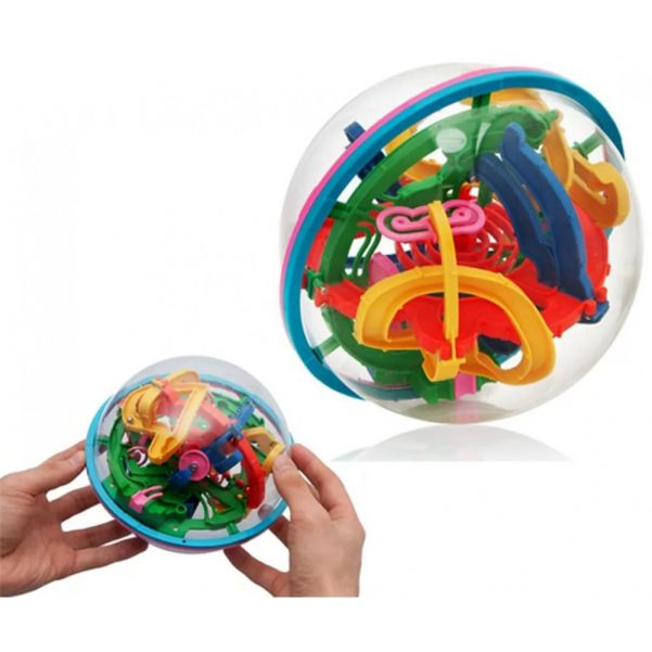 Шар-лабиринт MAGICAL INTELLECT BALL 12 см.