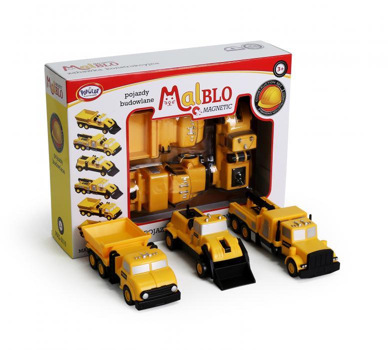 Строительные машины MalBlo MAGNETIC MAL 0315