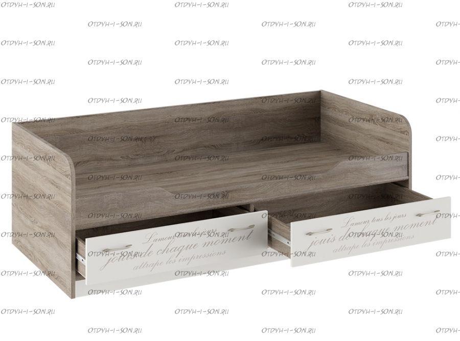 Кровать Брауни ТД-313.12.01 (80х200)