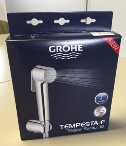 Гигиенический душ Grohe Trigger Spray 27513001 ФОТО