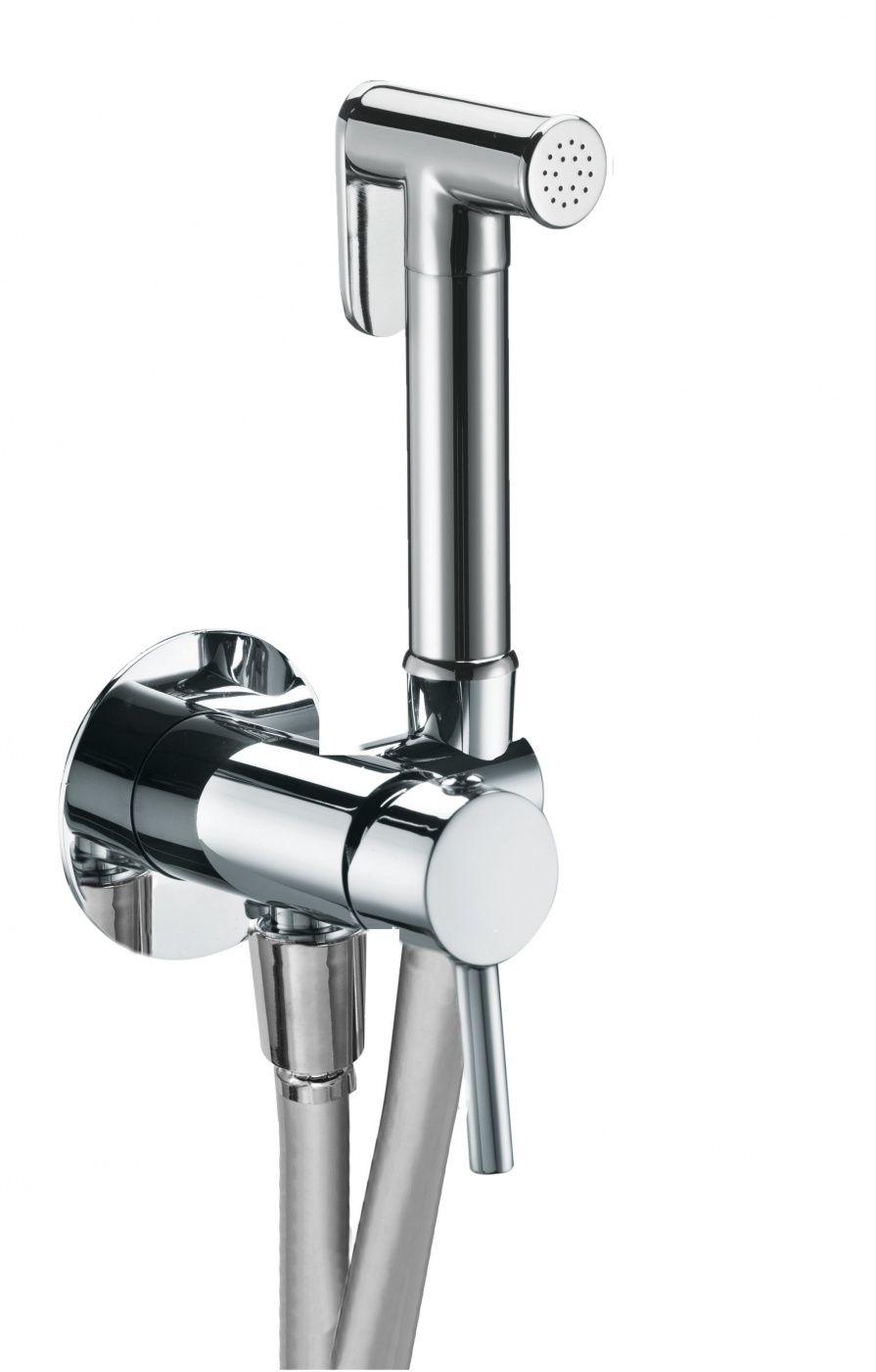 Смеситель Webert Sax Evolution SE870303015 с гигиеническим душем ФОТО