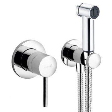 Гигиенический душ Kludi Bozz 389980576 со смесителем ФОТО