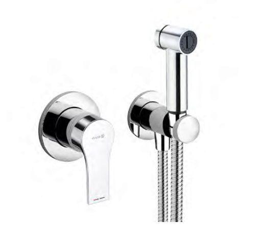 Гигиенический душ Kludi Zenta SL 489980565 со смесителем ФОТО