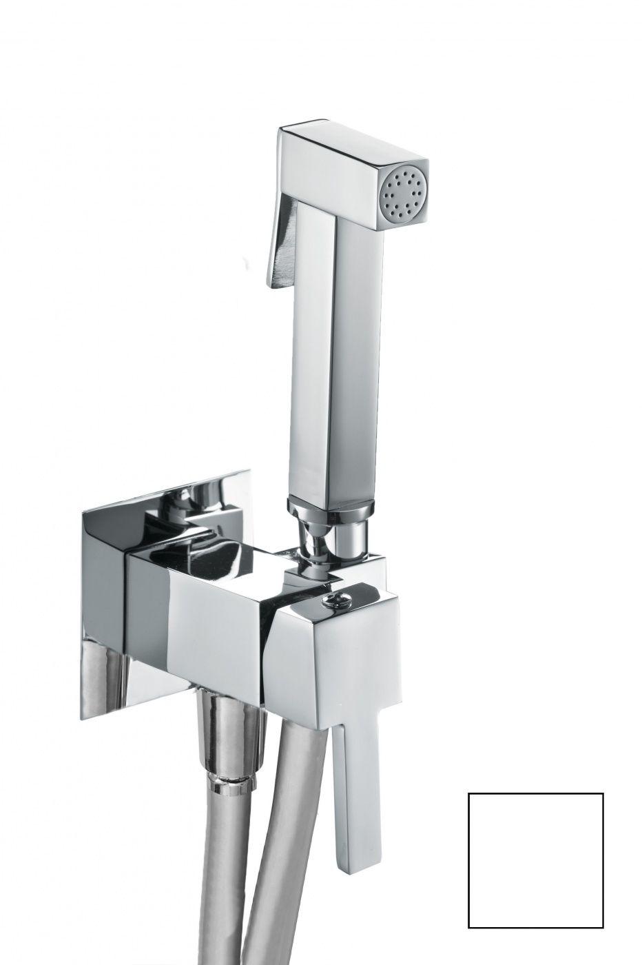 Смеситель Webert Pegaso PE870303740 с гигиеническим душем ФОТО