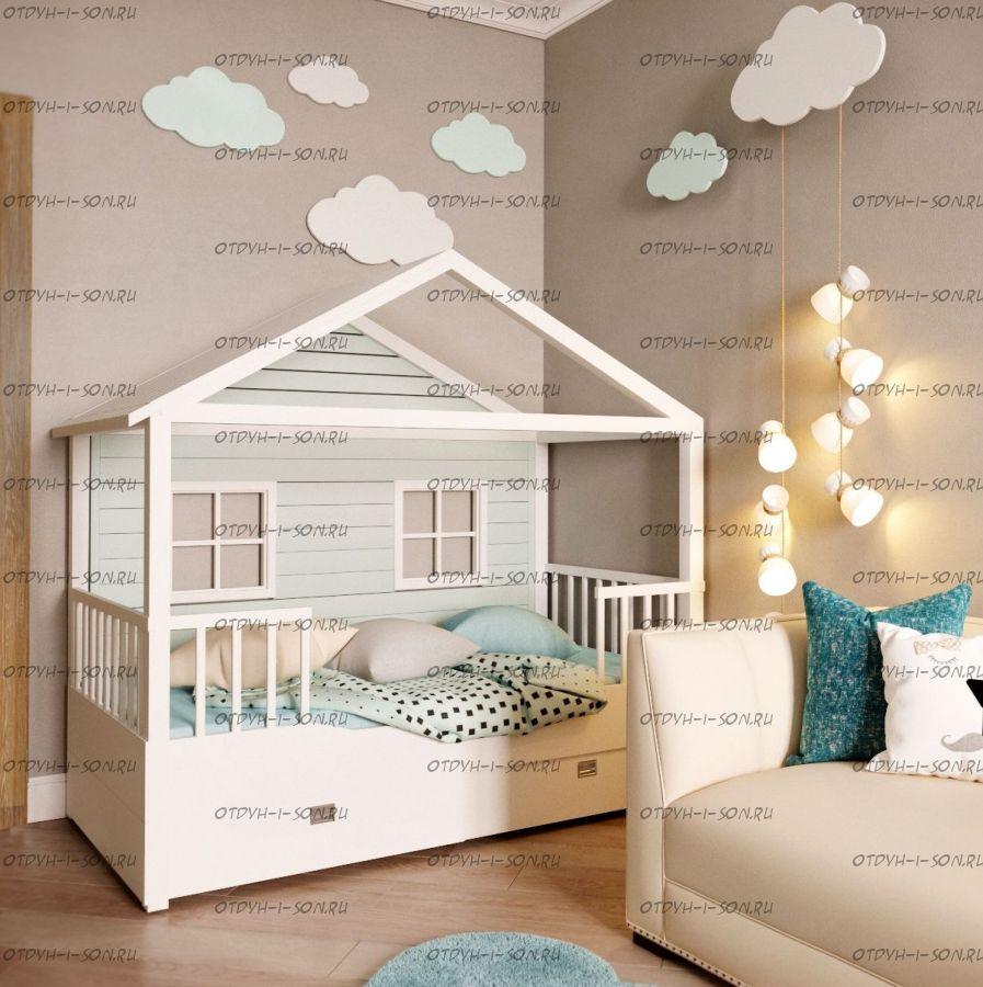 Кровать Домик Calipso, любые размеры