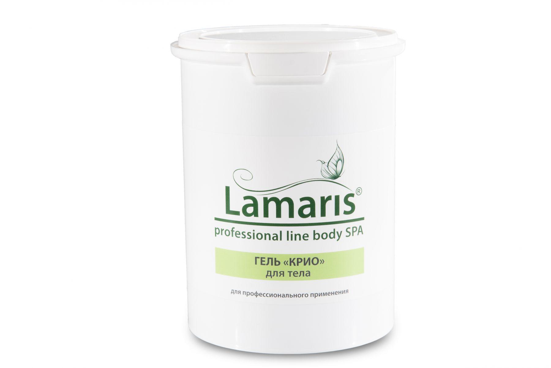 Гель КРИО для тела Lamaris – 1 л