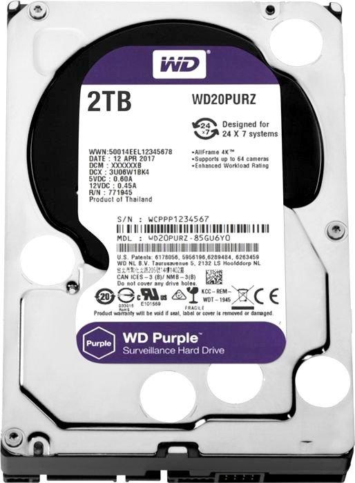 Western Digital WD20PURZ
