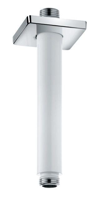 Кронштейн потолочный Kludi A-Qa 6653591-00 для душа 15 см ФОТО